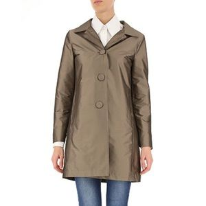 Herno Donna Trench Topper Coat